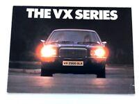 1976 Vauxhall VX1800 VX2300 Original Car Sales Brochure - GM UK