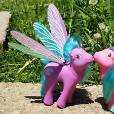 Flutter Wings My Little Pony Dragonfly Custom Painted OOAK Replacement MLP G1