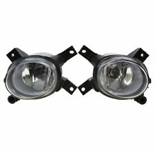 Front Fog Light Lamps light bulbs Clear Lens For Audi A4 B7/Avant/Quattro 05-08