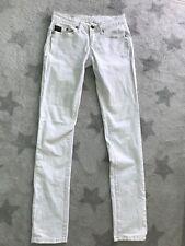 G-Star Jeans Midge Skinny WMN Jeans W28 L34 Weiß