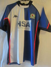 Blackburn Rovers 2003-2004 Home Sam 8 Football Shirt Youth Extra Large /19910