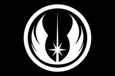 Star Wars Jedi Order Sticker Vinyl Decal Die Cut - Car Window Wall Decor