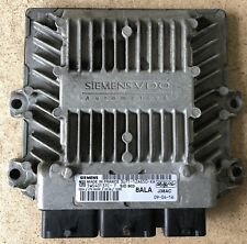 Calculateur SID 803 FORD FOCUS C-MAX 2.0 TDCI5WS40137C-T 3U71-12A650-XA 8ALA