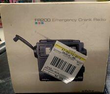 Eton LL Bean FR200 Emergency Radio Battery Crank Black open box unused 2005