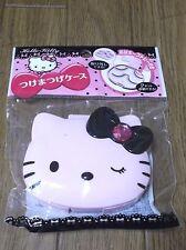 DAISO JAPAN Hello Kitty PORTABLE False eyelashes CASE free shipping