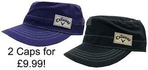 Callaway Ladies Military Golf Cap - 2 CAPS FOR £9.99 - £5 each! - RRP£30 Women's