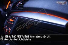EL Ambiente Lichtleiste Ambientebeleuchtung für 1er E81 E82 E87 E88