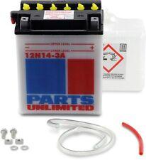 Battery 12V 14Ah PaU. 2113-0137 Replaces 12N14-3A - ATV / SxS & MC & Scooter