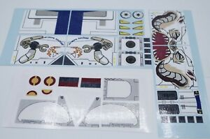 Custom Replacement Stickers for Star Wars Republic Dropship AT-OT 10195