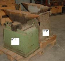 Enclume de forgeron avec support - lg 910 x larg 170 x Ht 250 mm - N° 2