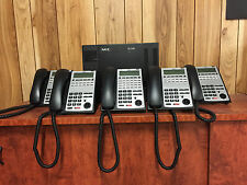 NEC SL1100 Telephone System with 5 Handsets for PSTN Services
