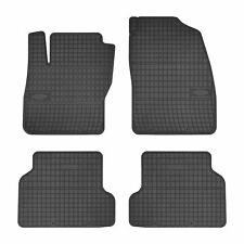 04-10 - Premium Qualität Passgenau Velour Fußmatten Satz für Ford Focus MK2