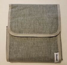 Babalou Baby Portable Changing Pad Compact Travel Multiple Pockets with Strap