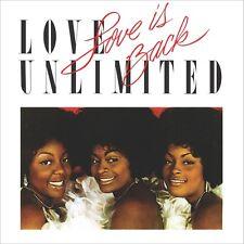 Love Unlimited - Love Is Back  New Import 24Bit Remastered CD Bonus Track