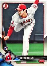 10x Lot 2018 Bowman Baseball #49 Shohei Ohtani Rookie RC Angels