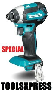 GENUINE Makita DTD153Z 18V Li-ion Cordless Brushless Impact Driver - Tool Only