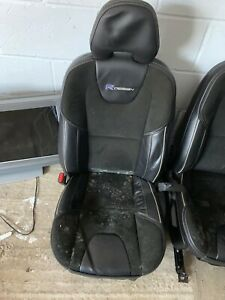 GENUINE VOLVO V40 R-DESIGN HALF LEATHER INTERIOR