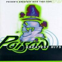 Poison - Poisons Greatest Hits 19861996 [CD]