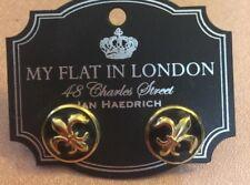 Brighton My flat In London PEARL DE LIS Earrings Stud