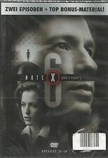 Akte X The X-Files / 2 Episoden 21-22 (Sporen-Artefakte+Bonus) NEU / DVD #12207