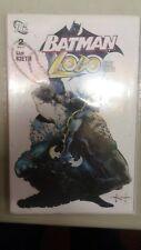 Batman & Lobo: Deadly Serious #2 - DC - 2007