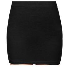 Ladies Bodycon Short Stretchy Mini Jersey Women's Pencil Skirt Size 8-26*sw