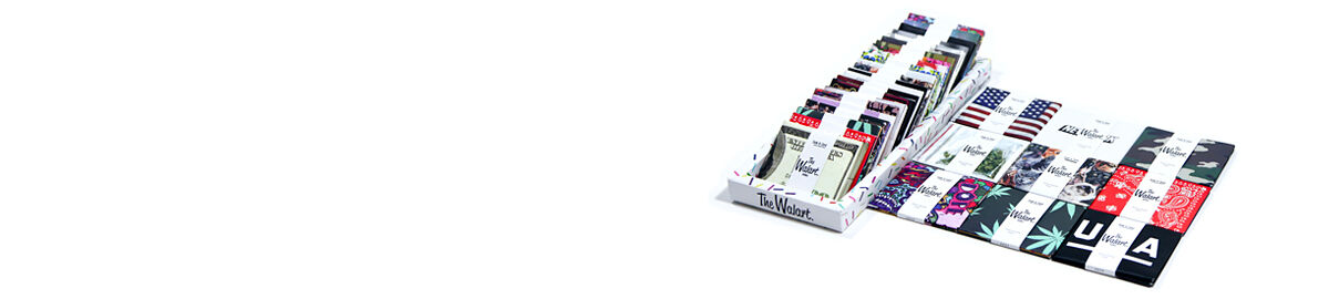 The Walart - Just Paper Wallets