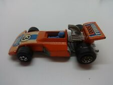 Matchbox #36 Orange Formula 5000 #3 Racer - Loose & Clean
