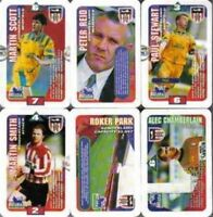 SUBBUTEO Premier Pro football cards (Team lots) – VARIOUS