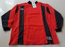 Umbro Soccer Goalie Goalkeeper Jersey Retro Vintage 1990s ~ Padded ~ Adult LARGE