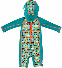 Close Parent Pop-In Beach All-In-One Sunsuit Swim Wetsuit UPF50 Sun Protection