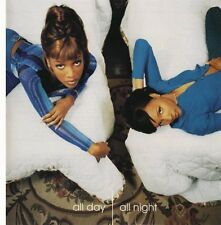 Changing Faces All day, all night (1997) [CD]