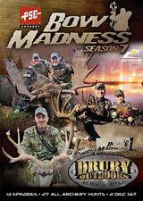 Drury Bow Madness Season 7 (New DVD)