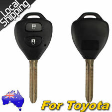 Transponder Chip Remote Key Keyless Entry for Toyota Corolla Complete kit AU