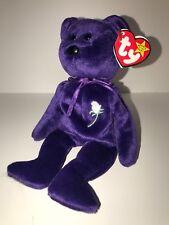 Ty Beanie Babies Princess Diana Bear 5th Generation