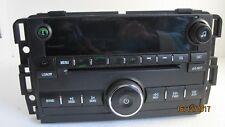 07-13 GM CHEVROLET SILVERADO LT 1500 6 Disc CD Player Radio Part # 25782842