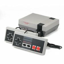 Retro Classic Spielkonsole TV Game Eingebaute 500 Kindheit + 2 Controller Mini