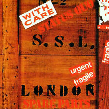 Spare Parts 5414939922633 by Status Quo CD