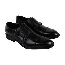 За счет Unlisted Kenneth Cole обучения Piano мужское черное платье монаха ремешок туфли