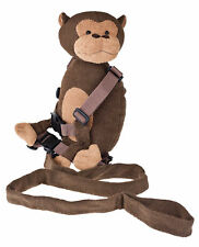 2-In-1 Harness Buddy Monkey (DF) - Make travelling fun and safe