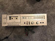 MARANTZ SD-321   Stereo Cassette Player