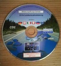 CD Navigazione rt4/rt5 Austria Svizzera 2011 PEUGEOT CITROEN