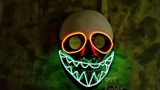 GAME PAYDAY 2 WOLF THE HEIST HALLOWEEN COSTUME PARTY HORROR PROP Rave EDC MASK!!