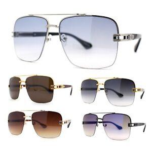 Herren Mobster Halb Felge 90s Luxus Og Sonnenbrille