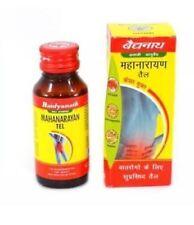 Aceite de hierbas mahanarayan Cola BAIDYANATH, Articulación & muscular dolor irruptivo 200 Ml