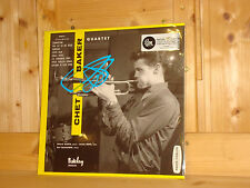 CHET BAKER QUARTET SAM RECORDS BARCLAY 84017 Audiophile 180g LP NEW SEALED