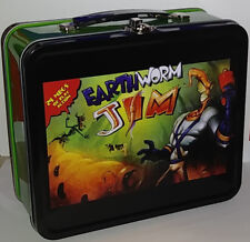 Earth Worm Jim Lunch Box Loot Gaming Crate