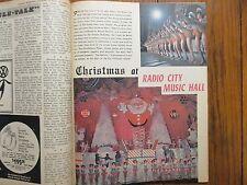 1967 Pasadena, Ca. Star-News TV Week(THE  ROCKETTES/KAMALA  DEVI/NANCY  SINATRA)