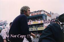 Steve McQueen Le Mans Film Ritratto Fotografia 1971 15