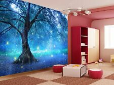 Fairy Tree  Wall Mural Photo Wallpaper GIANT DECOR Paper Poster Free Paste